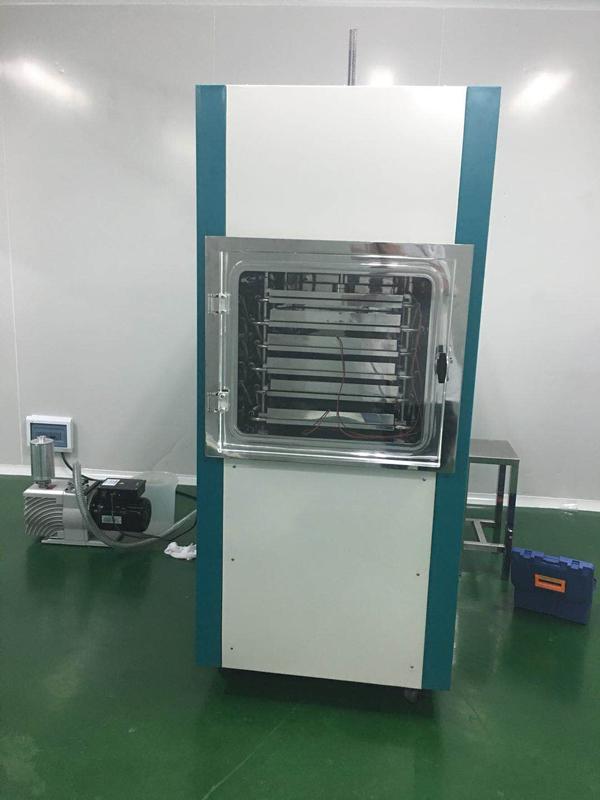 广东科玮生物采购博医康Pilot10-15ES冻干机