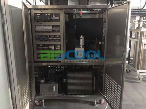 天津诺迈科技采购博医康Pilot10-15T冻干机2