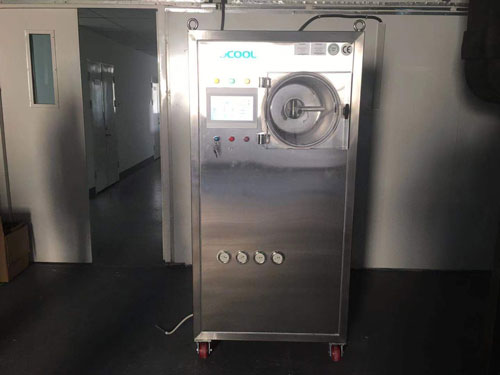 天津诺迈科技采购博医康Pilot10-15T冻干机3
