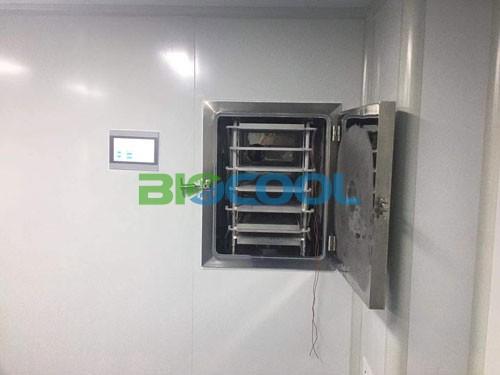 天津诺迈科技采购博医康Pilot10-15T冻干机4