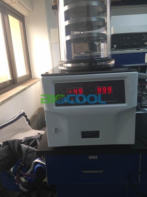 地质大学数理学院采购博医康FD-1A-50冻干机
