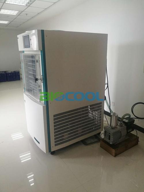 福建地质测研中心采购博医康Pilot7-12E冻干机2