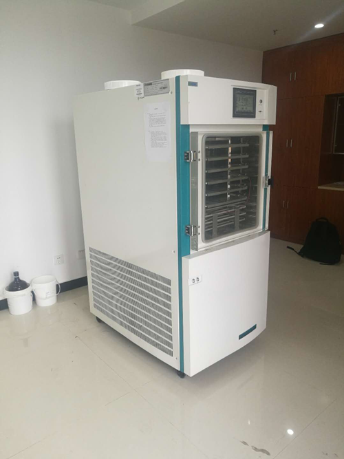 福建地质测研中心采购博医康Pilot7-12E冻干机4