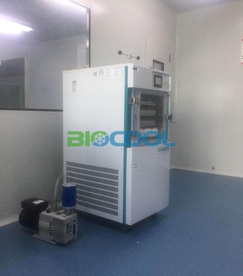 南京京达生物科技采购博医康Pilot2-4M冻干机2