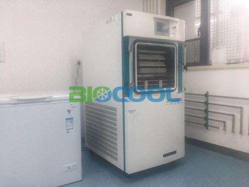 中国地质大学采购博医康Pilot5-8S冻干机2