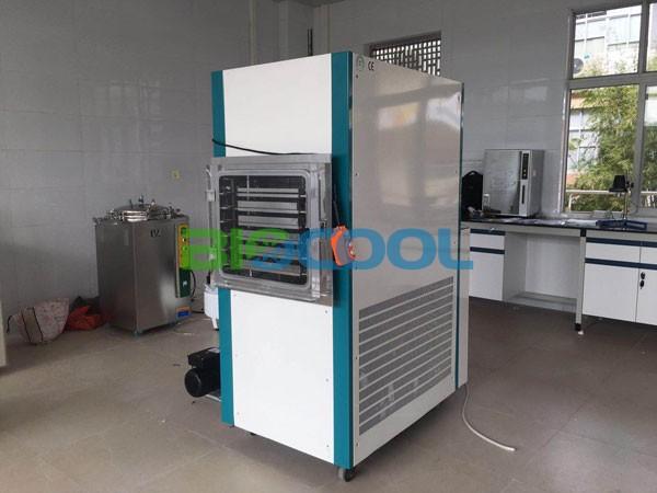 广东轻工职业技术学院采购博医康Pilot10-15ES冻干机1