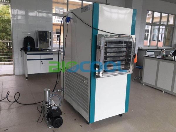 广东轻工职业技术学院采购博医康Pilot10-15ES冻干机2
