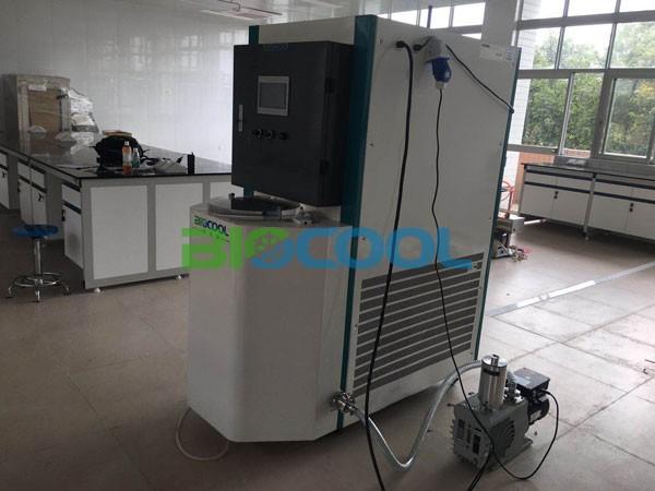 广东轻工职业技术学院采购博医康Pilot10-15ES冻干机4