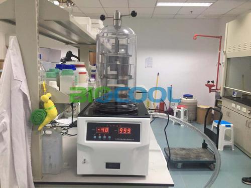 赛尔富森生物科技采购博医康FD-1B-50冻干机1