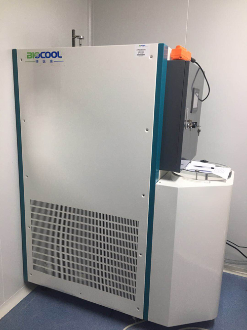 广州丹蓝生物科技采购博医康Pilot5-8Es冻干机3