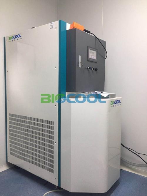 广州丹蓝生物科技采购博医康Pilot5-8Es冻干机2